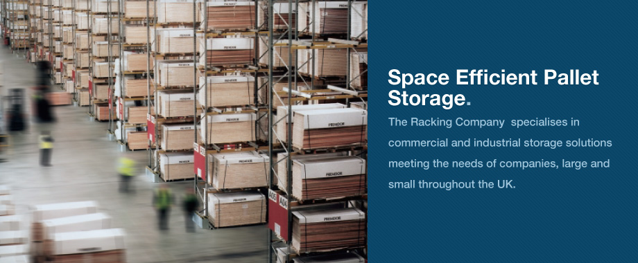 Space Efficient Pallet Storage